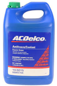 ACDelco GM OE Green Concentrated Engine Coolant