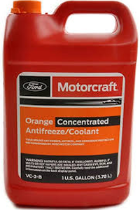 Genuine Ford Fluid VC-3-B Orange Concentrated Antifreeze
