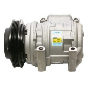 DELPHI CS20099 New Air Conditioning Compressor