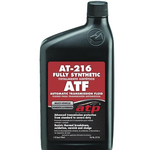 ATP AT216 Synthetic Automatic Transmission Fluid