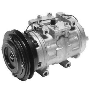 DENSO 4710170 Reman A/C Compressor w/ Clutch