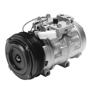 DENSO 4710179 Reman A/C Compressor w/ Clutch